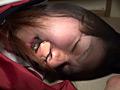 変顔拘束 顔面ストッキング女04 20