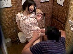 居酒屋トイレ盗撮 欲情便所 [三]
