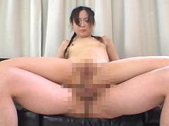 【エロ動画】下つき美少女無慚 修羅道のエロ画像