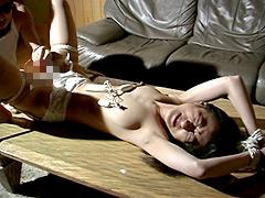 【エロ動画】巨匠 志摩紫光伝説 其の伍 極美女・強制調教のエロ画像