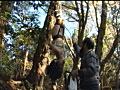 非道アイスピック 吊るされ女 火炎と針と吹き矢責め 10