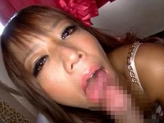 変態女子 フェラチオ専用娘SP Rizu3