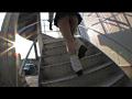 階段パンチラJK 17