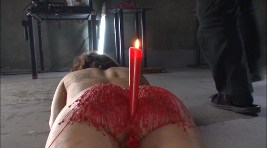 灼熱・激熱・蝋燭地獄