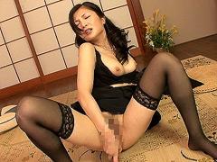 【エロ動画】下宿屋の未亡人 美しき有閑熟女の誘惑 桐島千沙39歳の人妻・熟女エロ画像