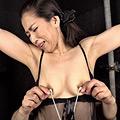 熟女・人妻・若妻・新妻・無修正・サンプル動画:伸びる長乳首熟女 玲香 52歳