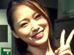 素人・AV人気企画・女子校生・ギャル サンプル動画:はるかさん 22歳 女子大生 【ガチな素人】