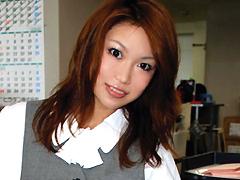 【エロ動画】現役OLの淫らな素顔を見てください。5のエロ画像
