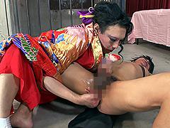 【エロ動画】六本木淫獣まどか 狂乱牡女のエロ画像