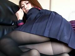 女子校生黒タイツドラマ クロドラSP