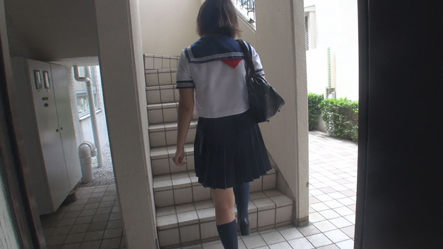階段女子校生セーラーSPECIAL