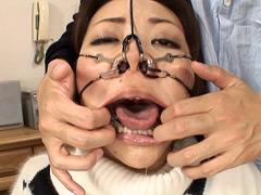【エロ動画】熟女鼻迷夢1 日和香澄 - 極上SM動画エロス