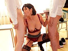 教え子チ○ポを貪る淫行教師の性活指導 美乃すずめ
