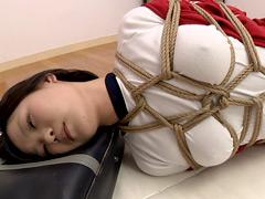 【エロ動画】縛り05 体操服縛りのSM凌辱エロ画像