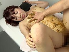 SEX中に脱糞してうんこごとぶち込まれ!