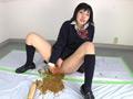 オムツ娘の脱糞極太ロングディルドアナルオナニー サンプル画像0010