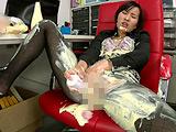 変態OLのマヨネーズバイブオナニー 【DUGA】