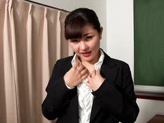 【エロ動画】優衣香さんのカメラに向かって淫語フェチ映像のエロ画像