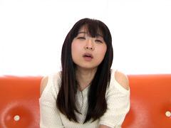 【エロ動画】咲希さんのカメラに向かって淫語フェチ映像のエロ画像