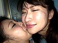 OLレズカップルの変態的顔面舐め唾液淫臭レズ 梅原葵,中川絢音
