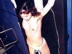 松下一夫のくすぐりワールド 女スパイ自己拷問1