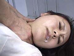 【エロ動画】首絞め2のエロ画像