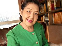 【エロ動画】61歳中出し 伸枝の人妻・熟女エロ画像