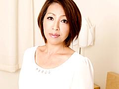 【エロ動画】熟女の履歴書 50歳 花江の人妻・熟女エロ画像