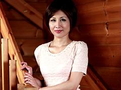 【エロ動画】熟女の履歴書 42歳 さつきのエロ画像