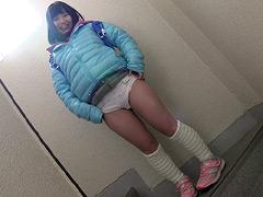 135cm 本物幼○児のエッチ 低身長少女 リコ