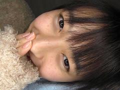 【エロ動画】すっぴん美少女伝説 新人 枝村千春のエロ画像