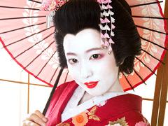 【エロ動画】舞妓の道を選んだ源氏名小鈴ちゃん18歳がAVデビューのエロ画像
