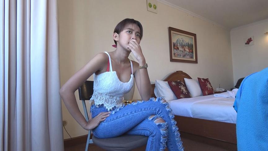 タイ・バンコクで出逢った日本絶滅危惧種美少女