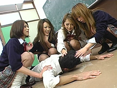 フリーダム学園 校内集団暴行 3