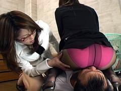 女教師顔騎指導