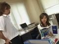 美脚女教師 生徒指導 1