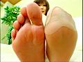 美少女の足裏3
