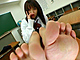 美少女の足裏2
