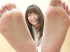 美少女の足裏18