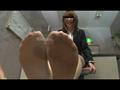 就職活動中女子大生に脚コキしてもらいました。