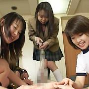フリーダムスクールガール 女子校生 電動吸殺(掃除機)【フリーダム動画】