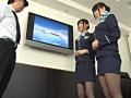 CA候補生によるアナル就航 東京発−地獄行き 2