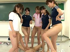 【小島瑠璃子】激似AV女優:女子卓球部の便器にされた男
