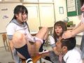 学園のま●こ掃除機 転校生は便器マン