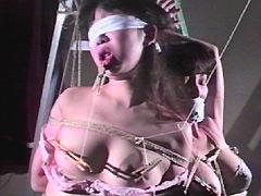 【エロ動画】乳虐9のエロ画像