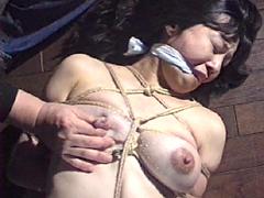 【エロ動画】妊産婦緊縛2 望月麻子のエロ画像