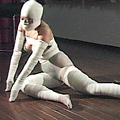 包帯緊縛 妖美の白い猿轡