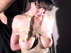 【エロ動画】乳虐19のSM凌辱エロ画像