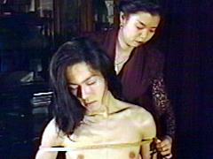 【エロ動画】女装被虐美の極到・この凄い快楽のエロ画像