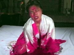 女腹切り作品集8 乃璃子さまの肖像画